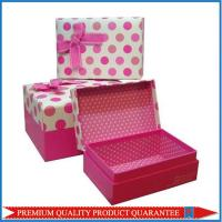 Custom Design Color Printed Paper Cardboard Chipboard Gift Packaging Box Manufactures