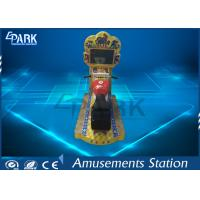 Indoor Coin Operated Little Motor Racing Game Machine With 22 Inch Screen Manufactures