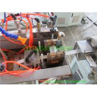 Energy Saving Customized Plastic Sheet Production Line For PVC Edge Lipping Manufactures