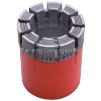 NQ High Performance Rod Shoe Bit High Speed Diamond Tip Drill Bit for Stone Manufactures