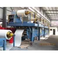 3 phase 1200mm Continuous Sandwich Panel Roll Forming Machine Automatic Manufactures