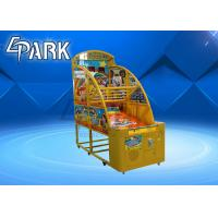 Attractive Amusement Basketball Shooting Arcade Machine For Children Manufactures