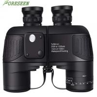 Waterproof Military Powerful Compact Binoculars With Internal Rangefinder Compass Manufactures