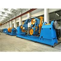 PND630/800 Double Twist Bunching Machine , Payoff Stand Wire Buncher Manufactures
