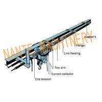 Quality HTR High Tro Reel Conductor Rail System With Current Capacity From 50A To 140A Of 3,4,6 Poles for sale
