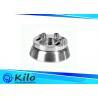 Aluminum Metal CNC Prototype Anodizing Nickel Plating High Tolerance For Aerospace Manufactures