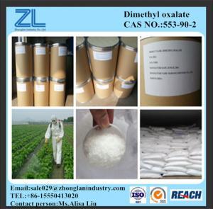 CAS NO.:553-90-2,powder form Dimethyl oxalate Manufactures