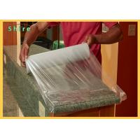 Removable Temporary Protective Film Anti Scratch For Marble Surface Protect Manufactures