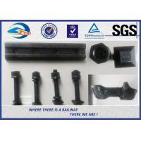 Professional Casting Steel Fish Plates in Railway / Rail Joint Bars Manufactures