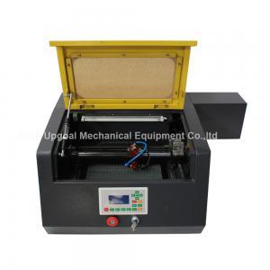 Mini 300*200 Desktop Small Co2 Laser Engraving Cutting Machine Manufactures