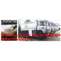 Quality HOT SALE! DONGFENG 6*4 LHD 20,000Liters water tank truck, Factory sale best for sale