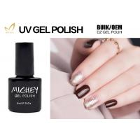 New Magic Candy Foil Glitter Gel Nail Polish With Shining Sequins Odorless Manufactures