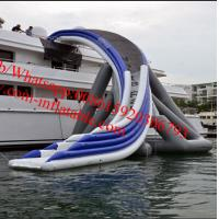 FreeStyle Cruiser Inflatable Water Slides Manufactures