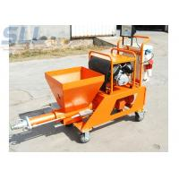 machine plastering finished dry ready mix plaster equipment spt30 Manufactures