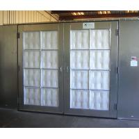 industrial spray booths for metal and furniture Manufactures