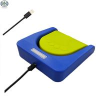 China Custom Keyboard Bluetooth USB Foot Switch Medical Device / Mobile Phone Game Sw on sale