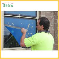 Temporary Window Glass Protective Film During Decoration Anti Rust Manufactures