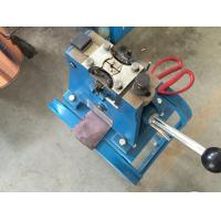 Cold Welding Machine For Intermediate / Large Copper Wire Drawing Machine Manufactures
