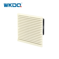 3323-230 White Electrical Enclosure Cooling Fans Waterproof For Distribution Panel Manufactures