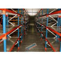 Retail Store Display Long Span Shelving Warehouse Rack S235 JR Material Manufactures