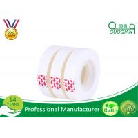 Transparent Color Coded Packing Tape Easy Tear Acrylic Adhesive Manufactures