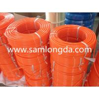 Compressed air hose, PU hose, Polyurethane air hose, PU tube, Orange color, OD16MM,Weze pneumatyczne Manufactures