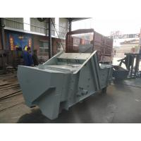 Good quality 1-5 Layers Grease Industry linear vibrating screen/ linear vibrating separator Manufactures