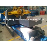 Quality Hydraulic 1250 mm PPGI Coil Decoiler / Decoiling Machine With Capacity 10 Ton for sale