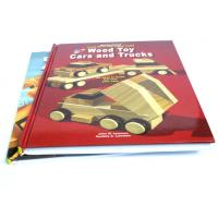 Quality 210 * 285mm Inner4C+4C 120gsm wood free paper Childrens Book Printing Service for sale