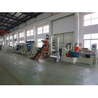Quality Anti - UV Calender Machine Manufacturers , Safety Pvc Sheet Production Line for sale