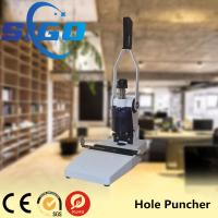 China T30 hole punching machine hole puncher singel hole puncher office use factory supply on sale