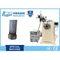 Automatic Circular  MIG Steel Pipe Cover Welding Machine with Automatic Rotating Device Manufactures