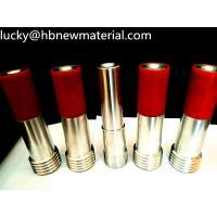 """Sandblasting Nozzles Straight Bore 1/2"""" entry  3/4""""-14 NPS thd Manufactures"""