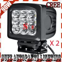 90W CREE LED Working Light Offroad LED Driving Light Truck Tractor 4X4 JEEP LED Fog Light Manufactures
