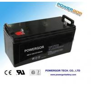 Trustworthy Gel Series Lead Acid Battery (GB12-120) Manufactures