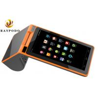 Quality Dual Screen Personal Digital Assistant 7'' POS Terminal With NFC Thermal Receipt Printer for sale