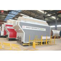 Buy cheap Durable Fire Wood Boiler / Outside Wood Boiler Low Original Dust Concentration from wholesalers