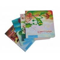 Quality 4c+0c Colorful Hardcover Childrens Book Printing for Puzzle book, Story book, for sale