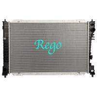 Aluminum Plate Car Radiator Replacement , 2008 - 2012 Ford Escape Radiator Replacement Manufactures