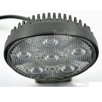 18W Round LED Work Lighting for Jeep, 4WD, SUV and Truck Manufactures