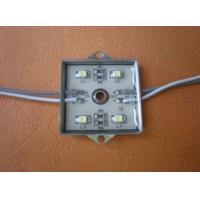 Quality 4pcs SMD 3528 leds Iron shell DC12V with CE&ROHS Led module IP67 for sale