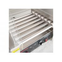 Quality Snack Bar Equipment, Hot Dog Roller Grill with 7 Rollers 220V 1.05KW for sale