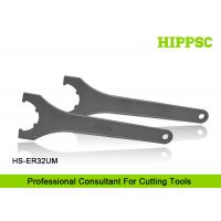 ER32UM Hook Wrench Spanner / Hydraulic Torque Wrench Spanner Socket Manufactures