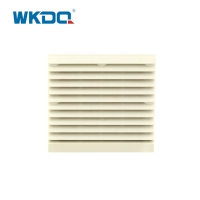 9803-300 Durable Control Electrical Cabinet Air Filter Cooling Fans Easy To Operate Customized Design Waterproof Hood Manufactures