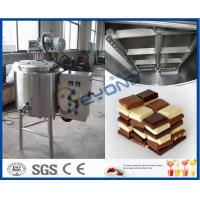 75L 150L High Efficiency Chocolate Melting Tank with Stainless Steel SUS304 Manufactures