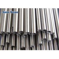 Decorative Stainless Steel Welded Tube  Plastic Cap End Protector 6 M Length Manufactures
