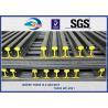 Buy cheap U71Mn  Railroad Steel Crane Rail / Overhead Crane Rail YB/T5055-93 from wholesalers