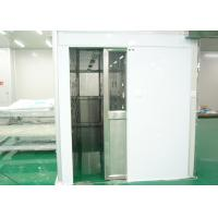S SERIES Personnel Entry Cleanroom Air Shower With 22-25m/S Wind Speed Manufactures