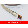 UL TPU Cable, AWM Style UL21209 24AWG 10C VW-1 90°C 1000V, TPU / TPU Manufactures
