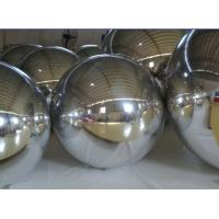 PVC Inflatable Advertising Products Mirrored Ball For Stage Party Decoration Manufactures
